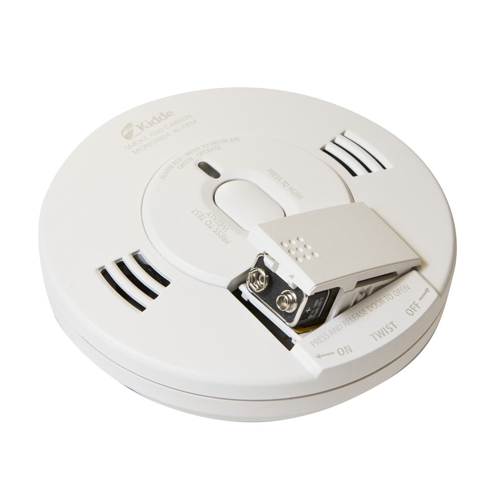 Firex Ac Hardwired Combination Carbon Monoxide