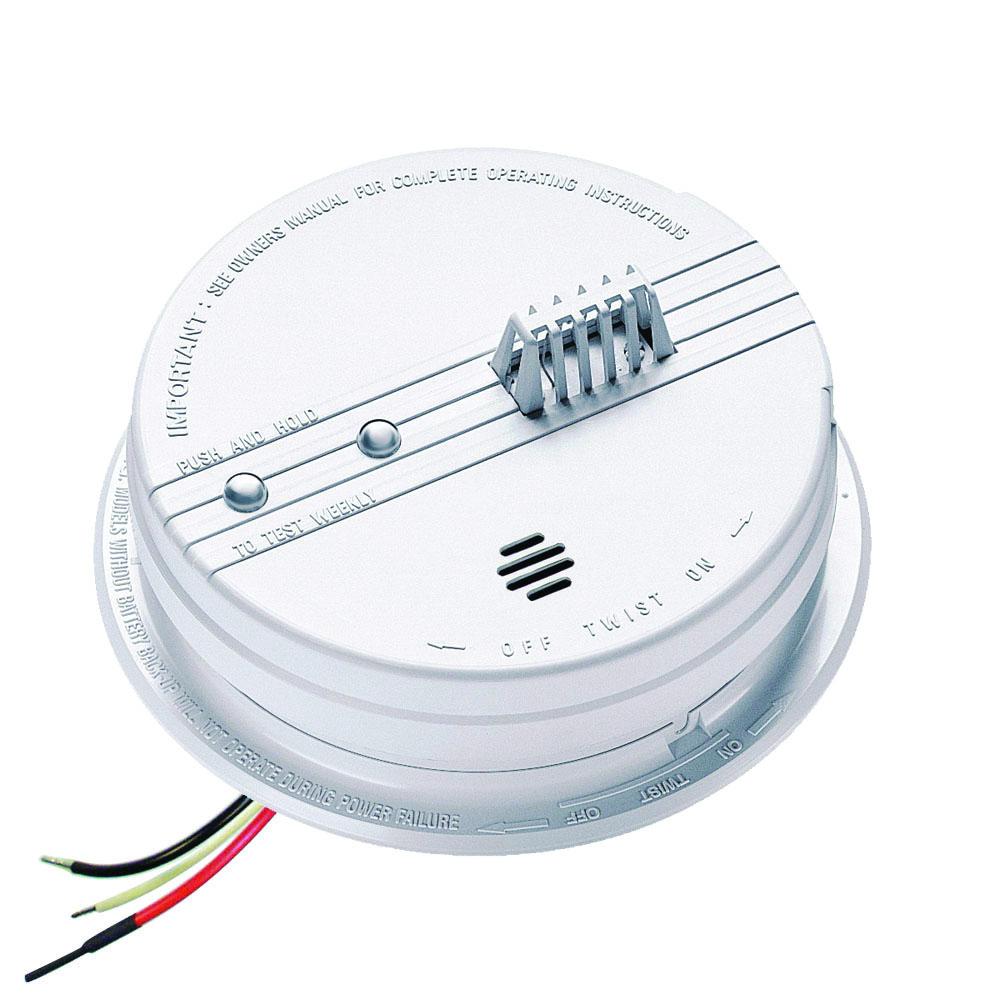 Kidde Hd135f Fyrnetics Hardwire Heat Detector With Battery Backup Heatsensorcircuitdiagram1jpg Alarm View Larger