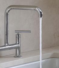 Kohler Purist bridge faucet