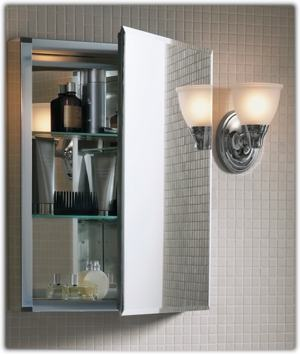 Kohler K Cb Clc2026fs 20 By 26 By 5 Inch Single Door Aluminum Cabinet Home Improvement