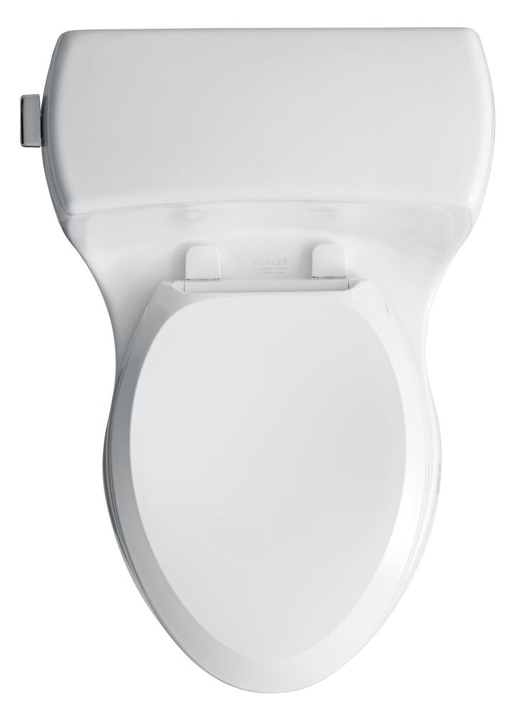 KOHLER K 3615 0 Gabrielle Comfort Height One Piece