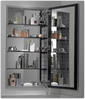 Amazon.com: KOHLER K-2913-PG-SAA Catalan Mirrored Cabinet with 107 ...