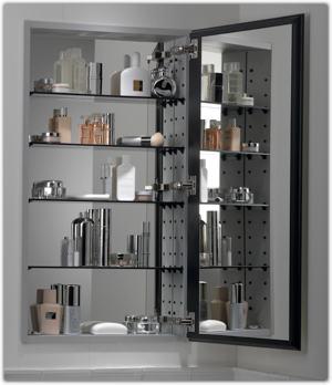 Catalan. The Flexible Catalan Mirrored Bathroom Cabinet ...