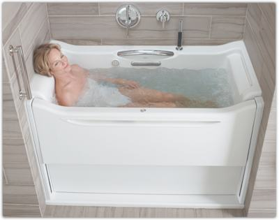 Kohler K 1914 Grb 0 Elevance Bubblemassage Rising Wall
