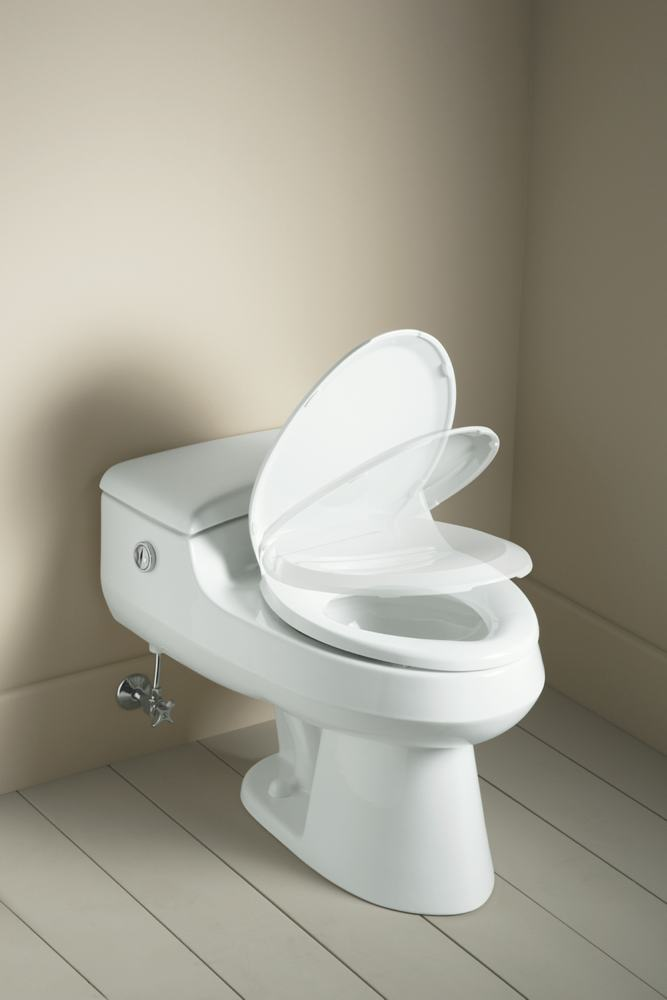 Kohler K 4713 0 French Curve Quiet Close With Grip Tight