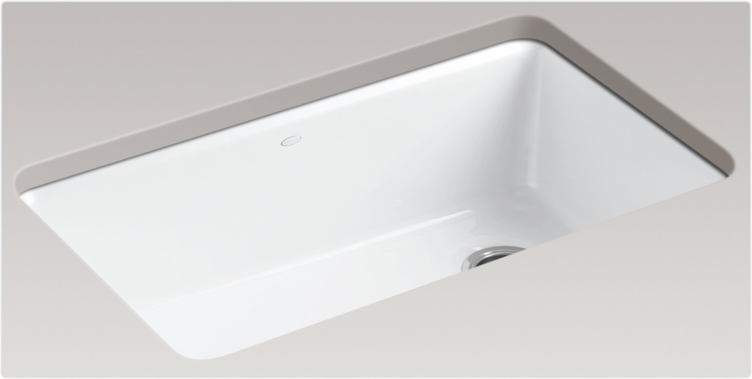Kohler K 5871 5ua3 Ka Riverby Single Bowl Undermount