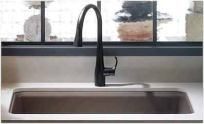 5871 5ua3 kitchen - Kohler Kitchen Sinks