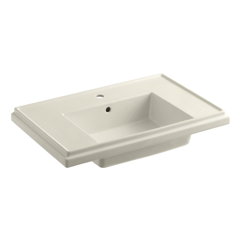 Kohler K 2758 1 58 Tresham 30 Inch Pedestal Bathroom Sink