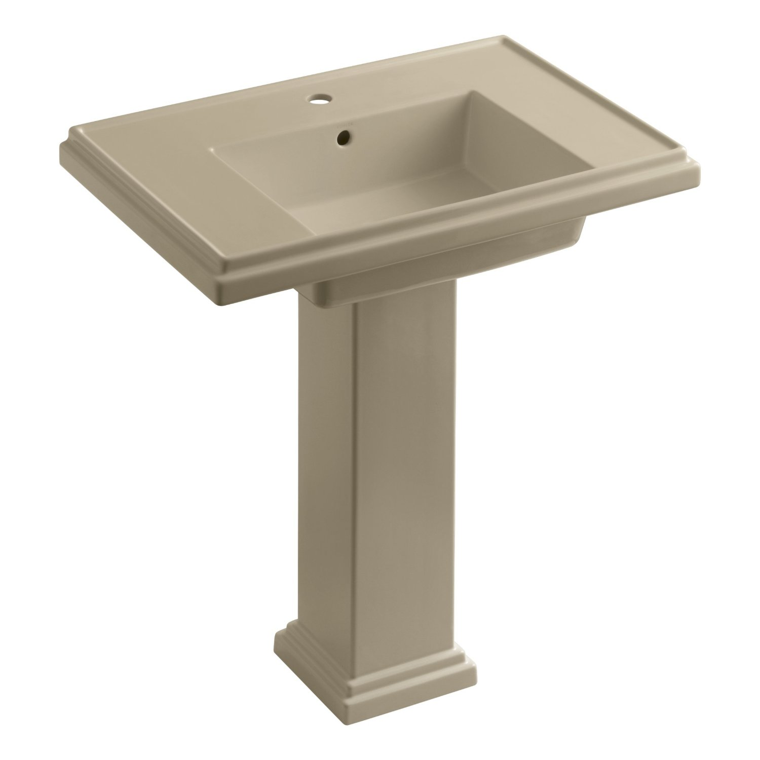 The K-2845-1 is available in 10 colors to match any decor; shown above ...