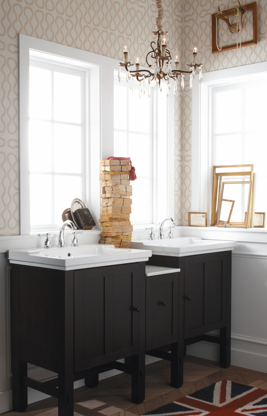 You are here home gt kohler faucet amp toilet parts gt kohler toilet tank - Kohler S Tresham Suite Comprises A Collection Of Mix And Match Fixtures That Allow You To Build An Eclectic Bathroom All Your Own Click Each To Enlarge