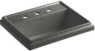 K-2991-8 Tresham rectangle self-rimming lavatory