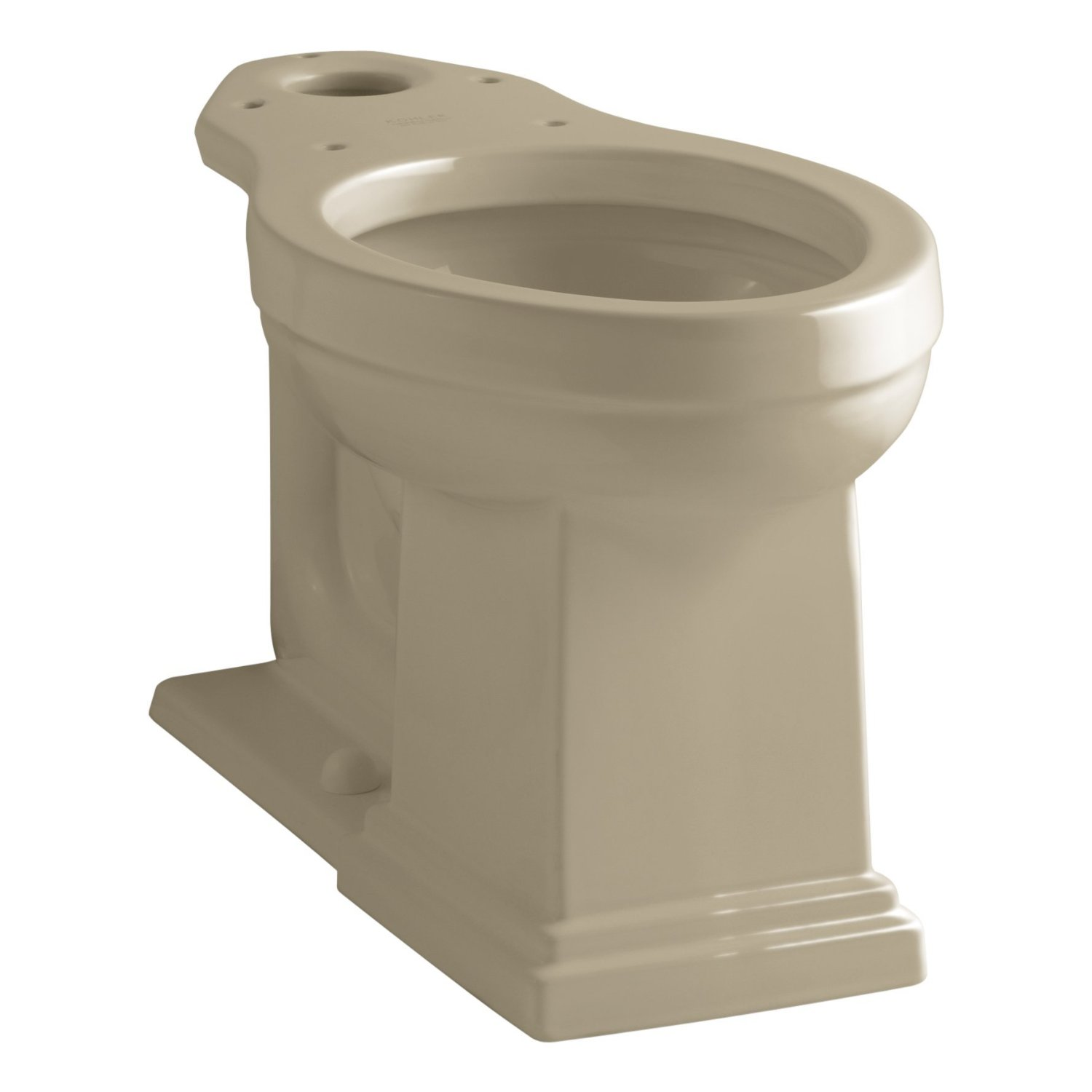 Kohler K 4799 0 Tresham Comfort Height Elongated Bowl