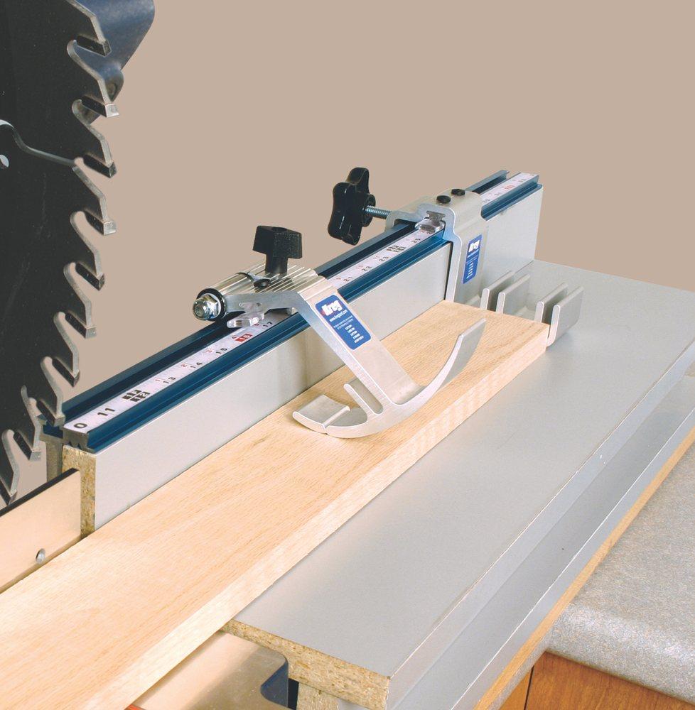 kreg kms8000 precision trak and stops kit table saw fences. Black Bedroom Furniture Sets. Home Design Ideas
