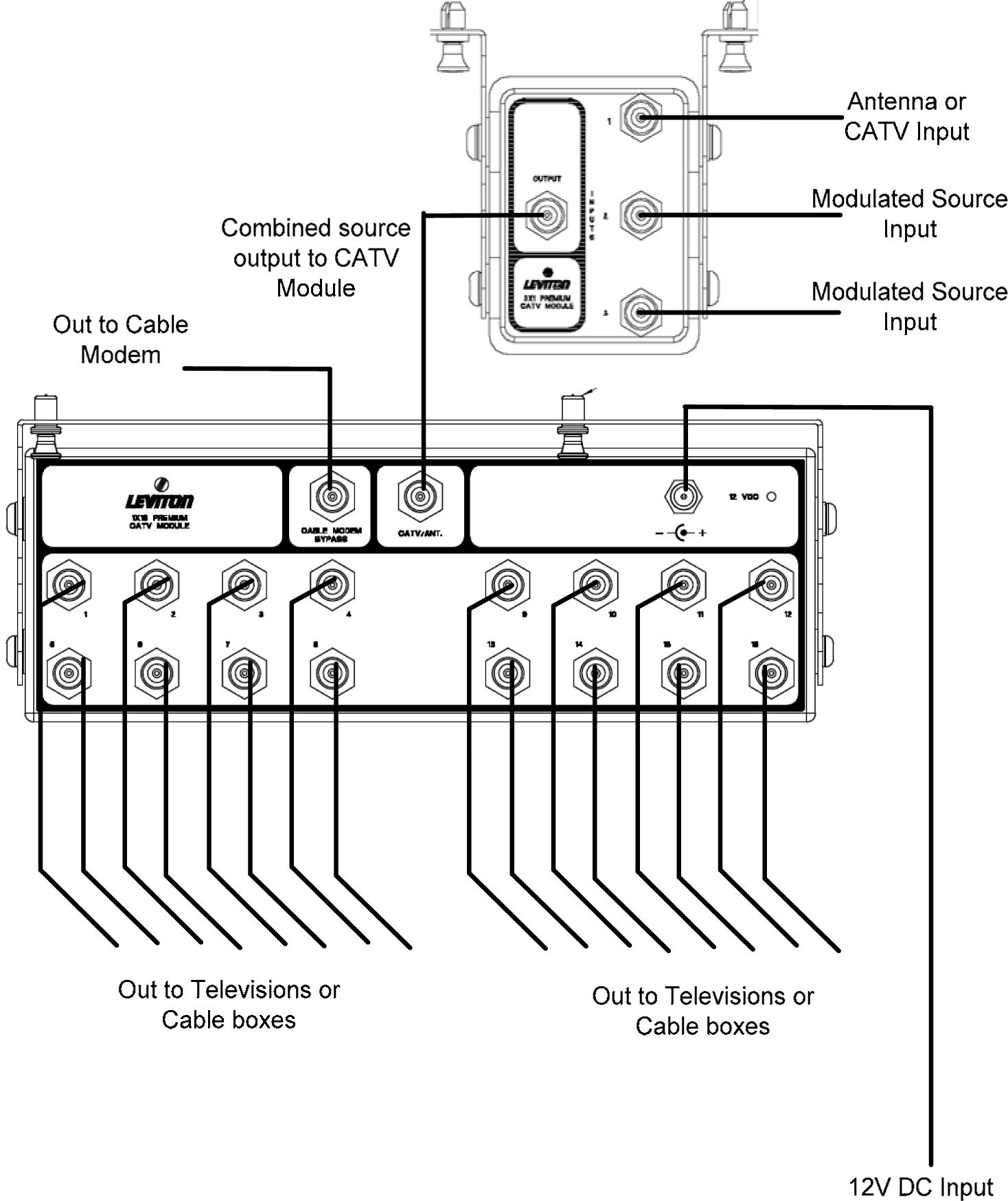 catv cable wiring diagram gold star air conditioner wiring