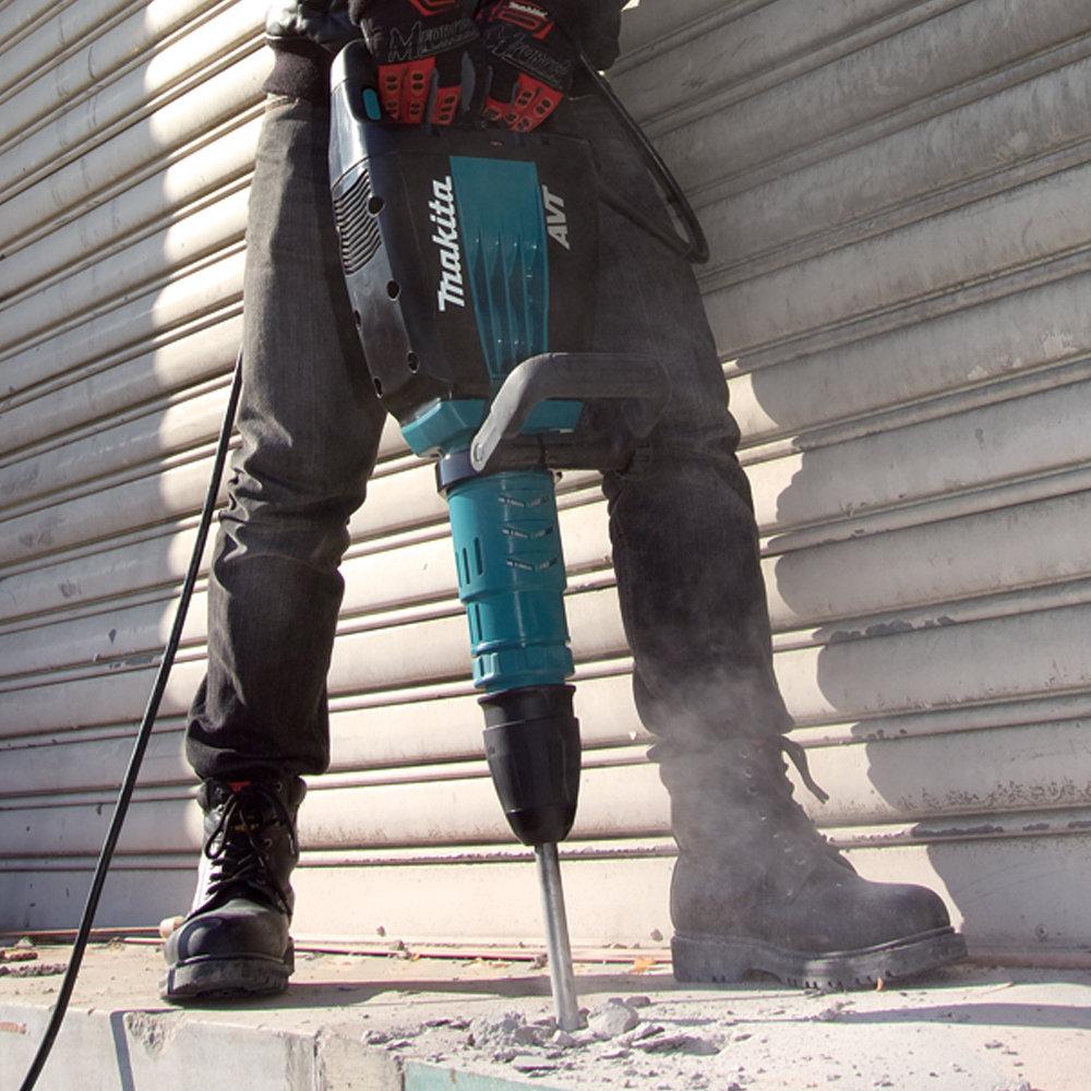 Makita HMC Pound Demolition Hammer Sds Shank Bits - Best demolition hammer for tile removal