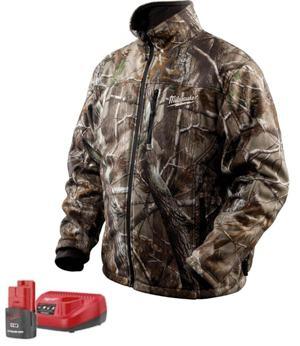 Realtree Heated Jacket