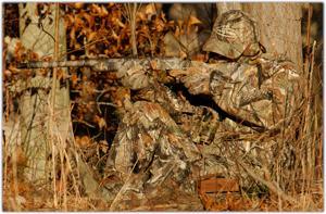 Realtree Heated Jacket hunting