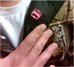 Realtree Heated Jacket operation