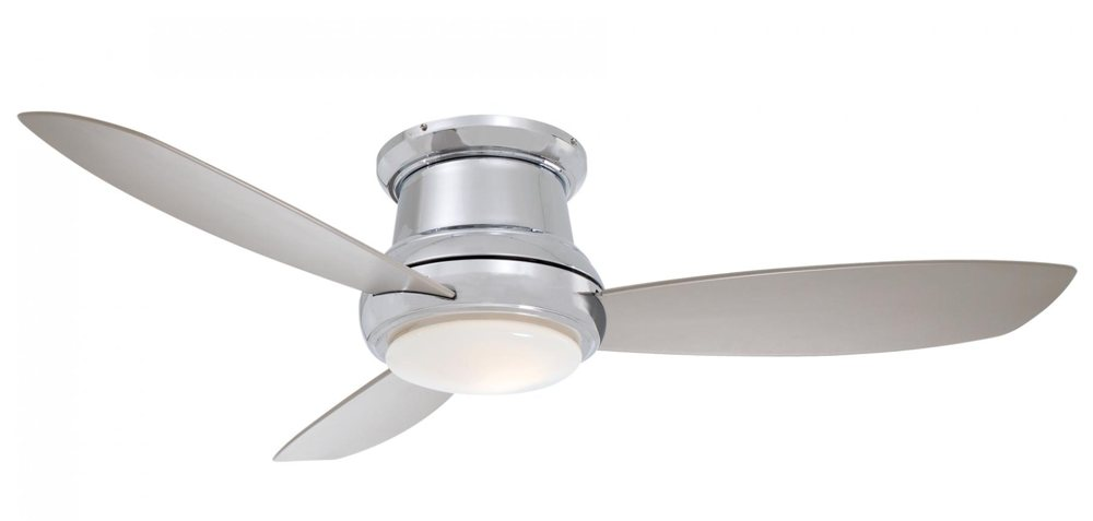 Minka Aire F518 BN Concept II 44 Ceiling Fan Brushed Nickel