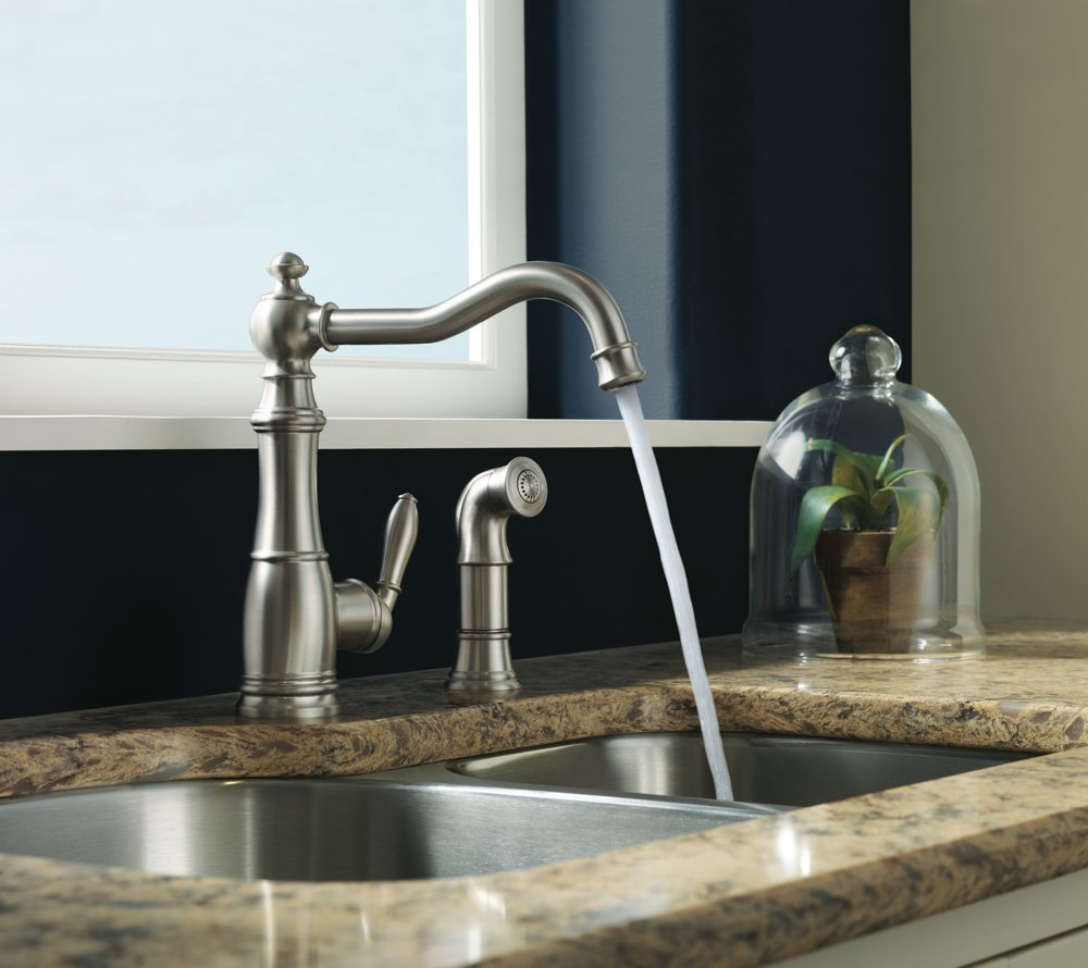 How To Install Moen Kitchen Faucet