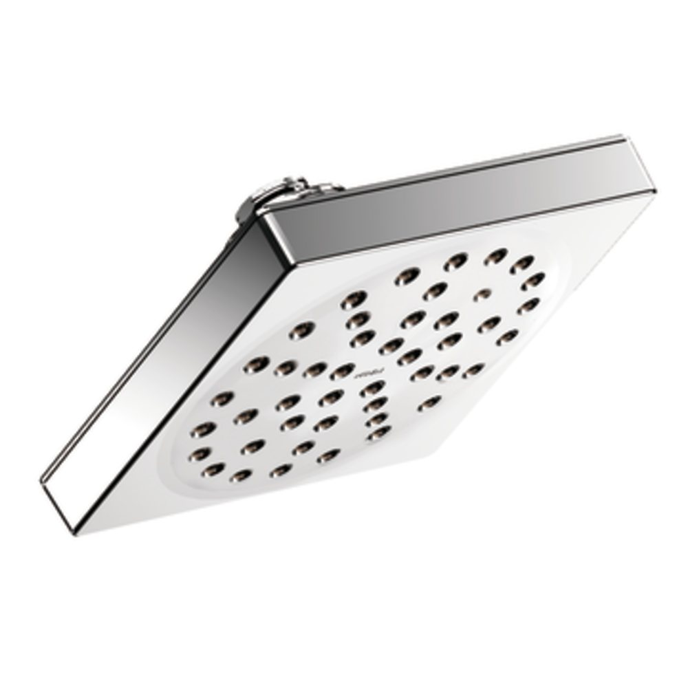 Charmant The 90 Degree One Function Rainshower Showerhead In Chrome ...