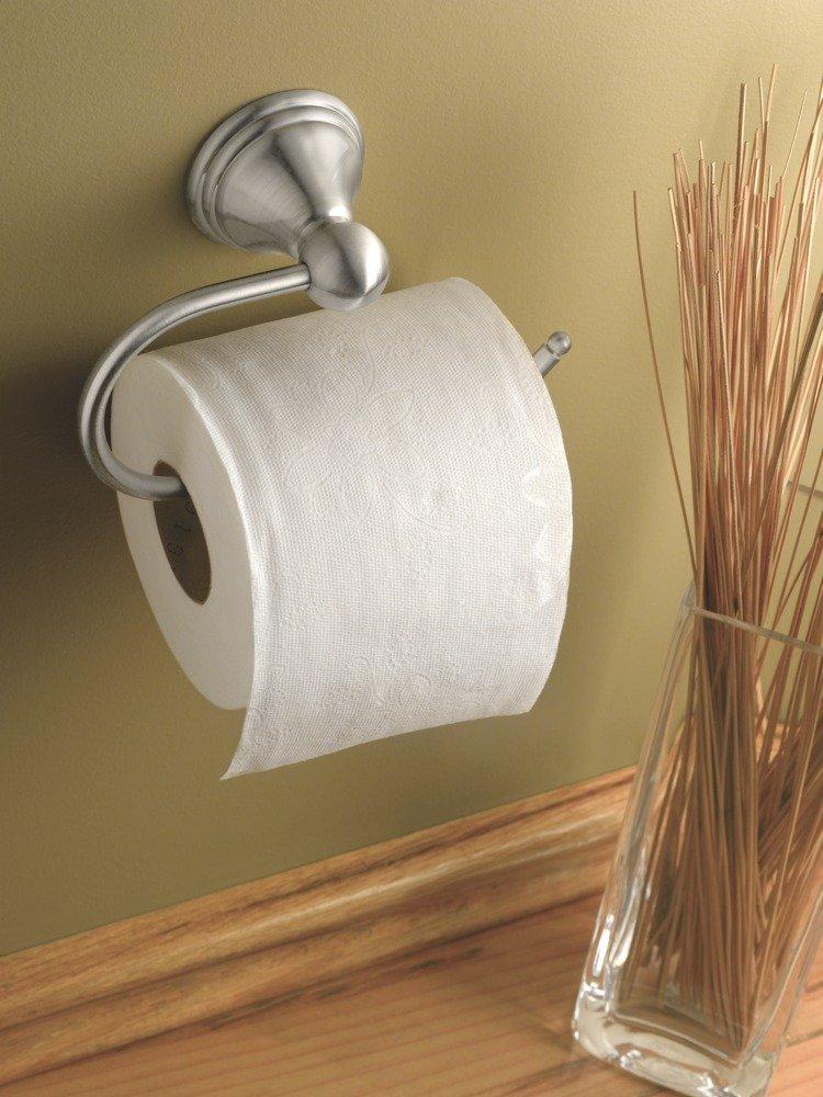 Moen Dn8408bn Preston Collection Single Post Toilet Paper