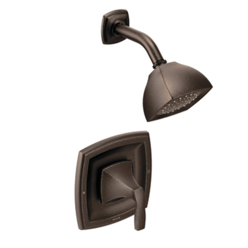 Moen T2692EPORB Voss Posi-Temp Shower Only Faucet, Oil Rubbed Bronze ...
