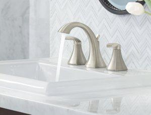 Moen High Arc Bathroom Faucet