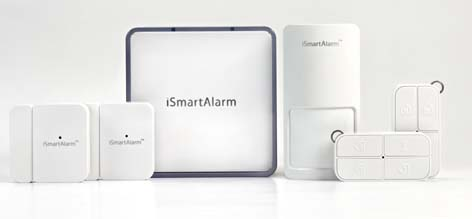Amazon.com: iSmartAlarm iSA3 Preferred Package Home ...