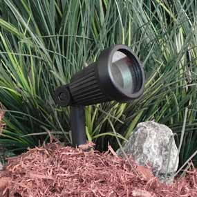 Paradise comet outdoor floodlight