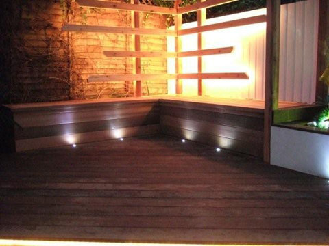 Amazon paradise gl28100bs6 low voltage metal deck light paradise six piece 12 volt led deck and stair light kit mozeypictures Image collections
