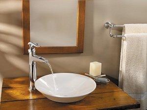 Pfister T40YP0Y Ashfield Vessel Bathroom Faucet, Tuscan Bronze ...