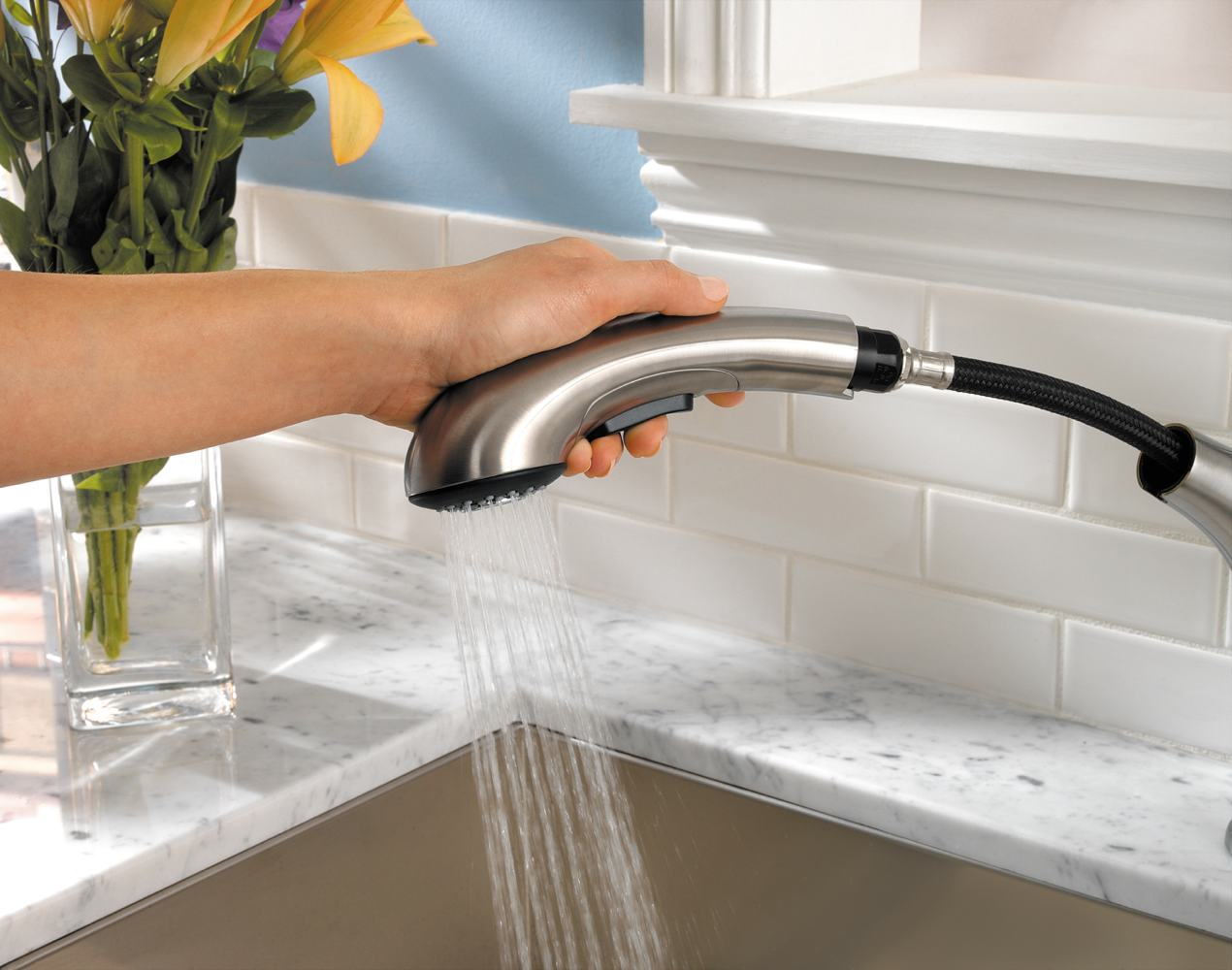 Kitchen Faucet Hold Covers