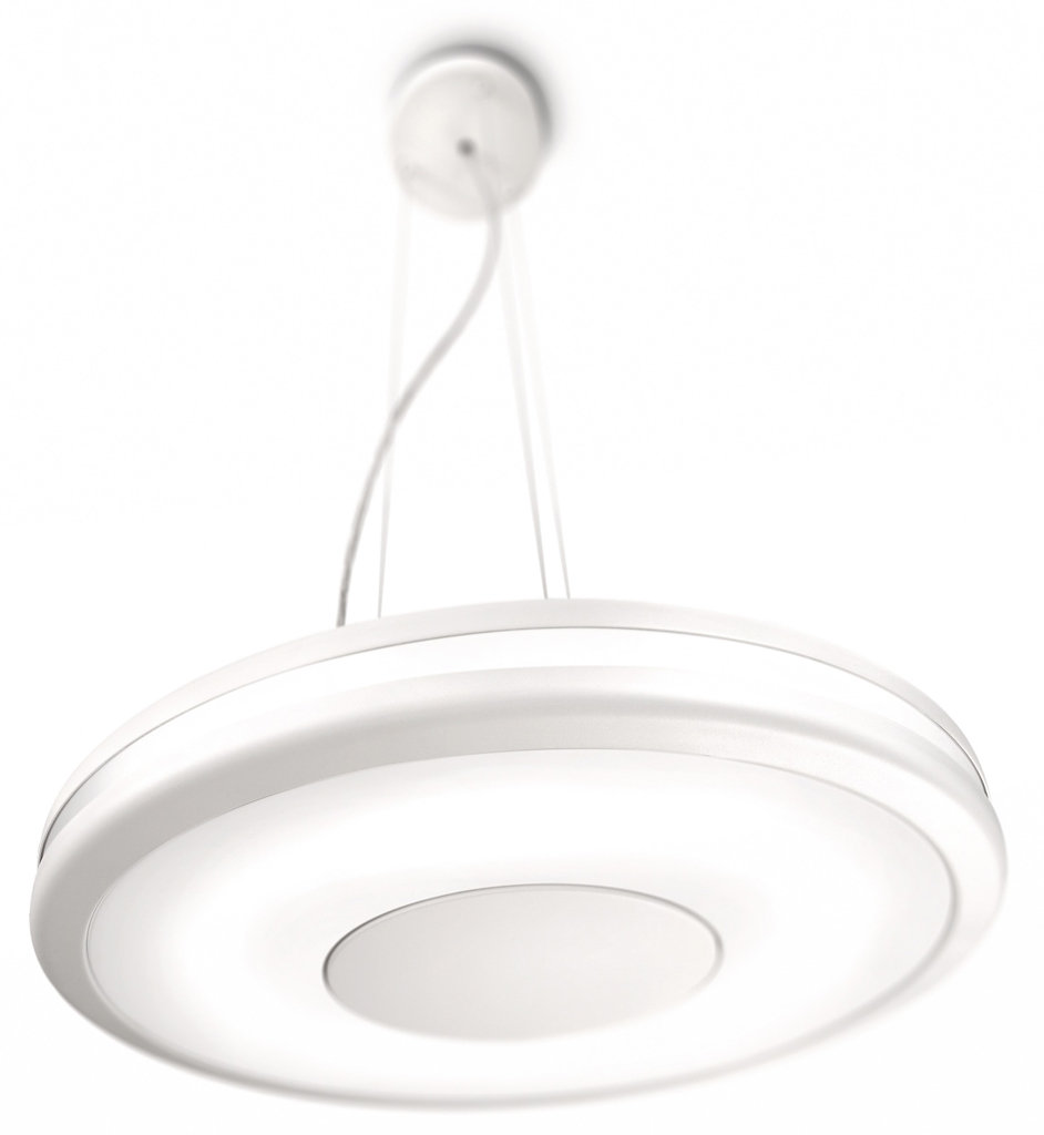 Philips 403424848 ecomoods energy efficient suspension light ecomoods disc pendant ceiling light fixture aloadofball Image collections