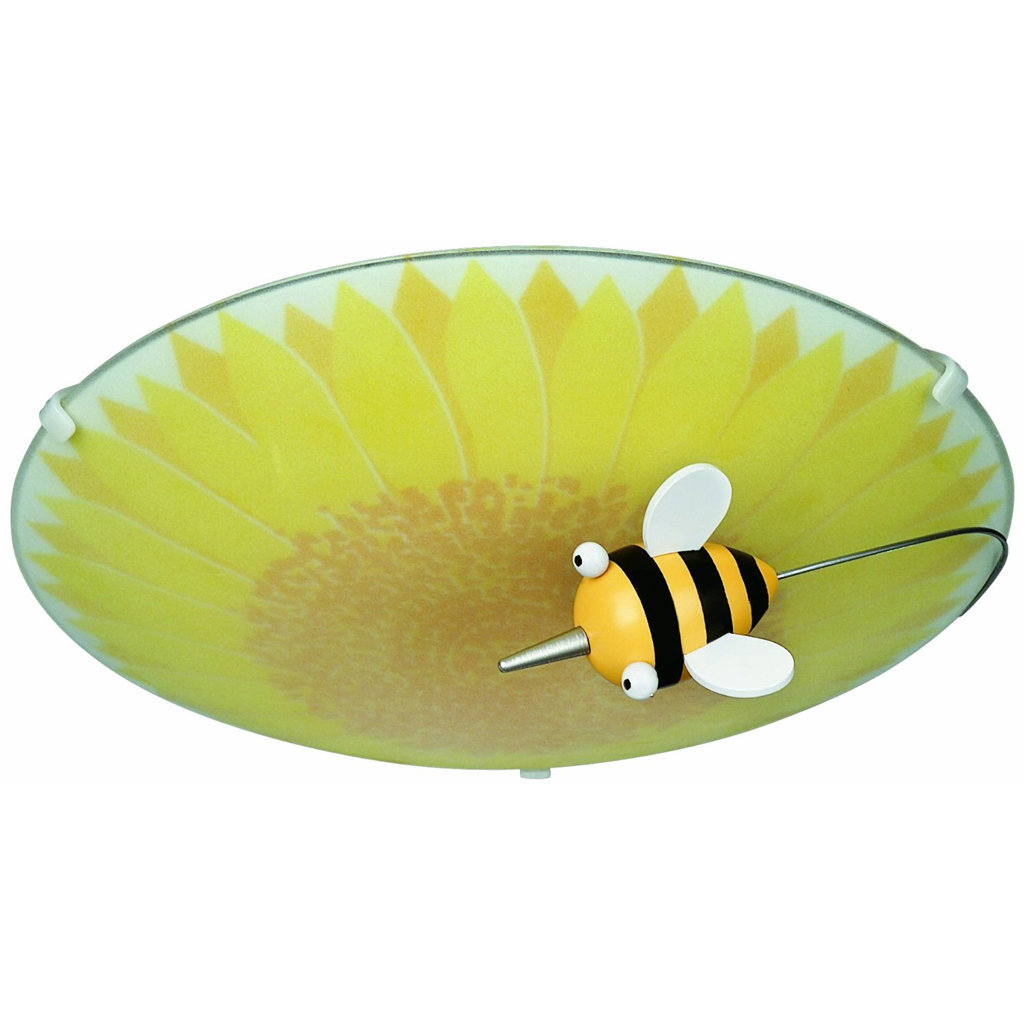 Philips 30111/55/48 KidsPlace Floral And Bumble Bee