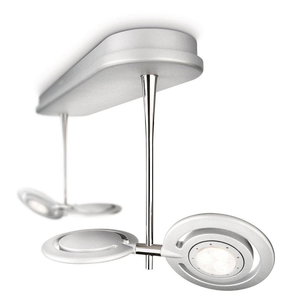 Philips Commercial Led Lights: Philips 579164848 Ledino LED Ceiling Light