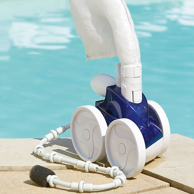 Amazon.com : Polaris Vac-Sweep 380 Pressure Side Pool Cleaner