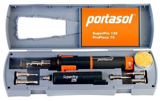 Portasol superpro125 kit