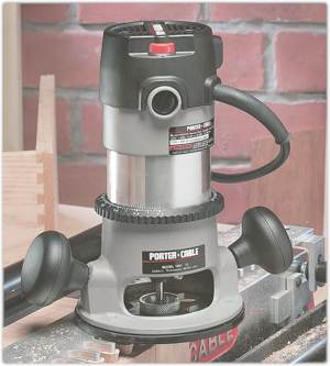 porter cable 3 hp router