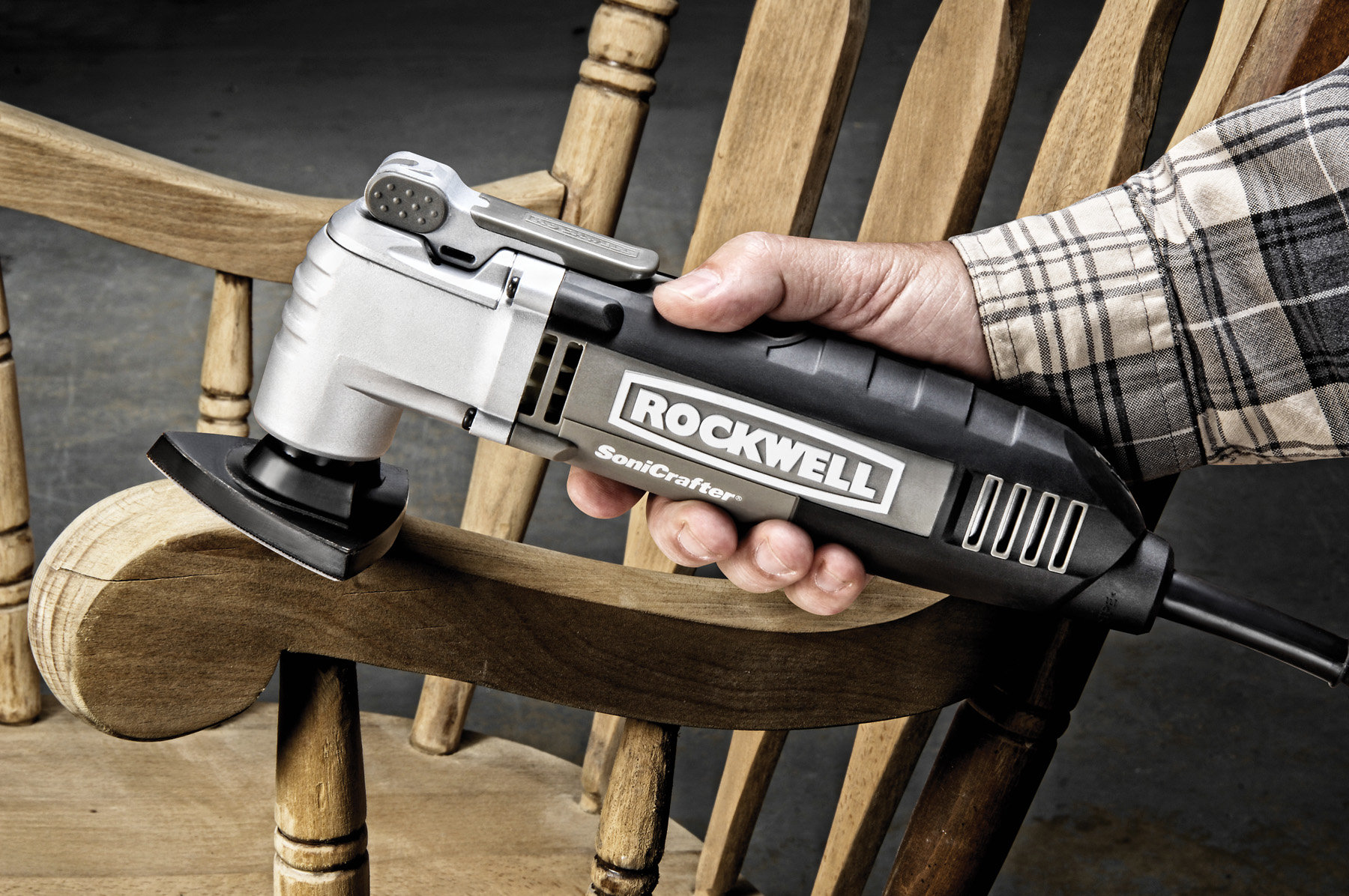 Rockwell RK5139K Sonicrafter Hyperlock with Universal Fit