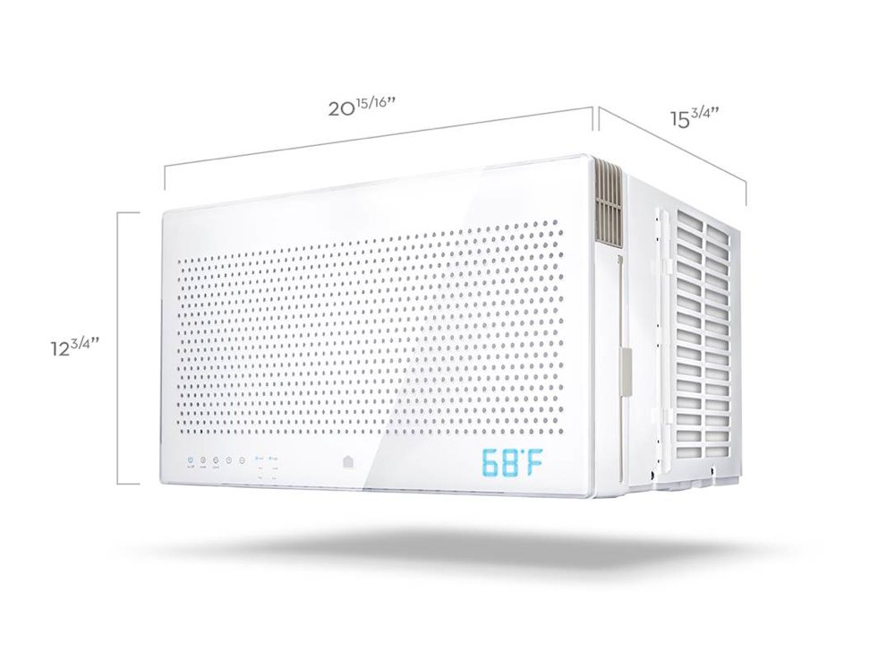 Amazon.com: Quirky + GE Aros Smart Window Air Conditioner: Home