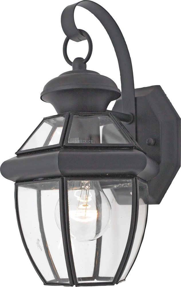 quoizel ny8315b newbury light outdoor wall lantern polished brass wall porch lights. Black Bedroom Furniture Sets. Home Design Ideas