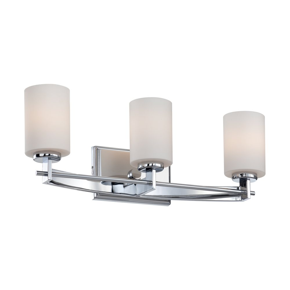 amazon bathroom light fixtures quoizel ty8603c 3 light glass bath wall fixture 15379