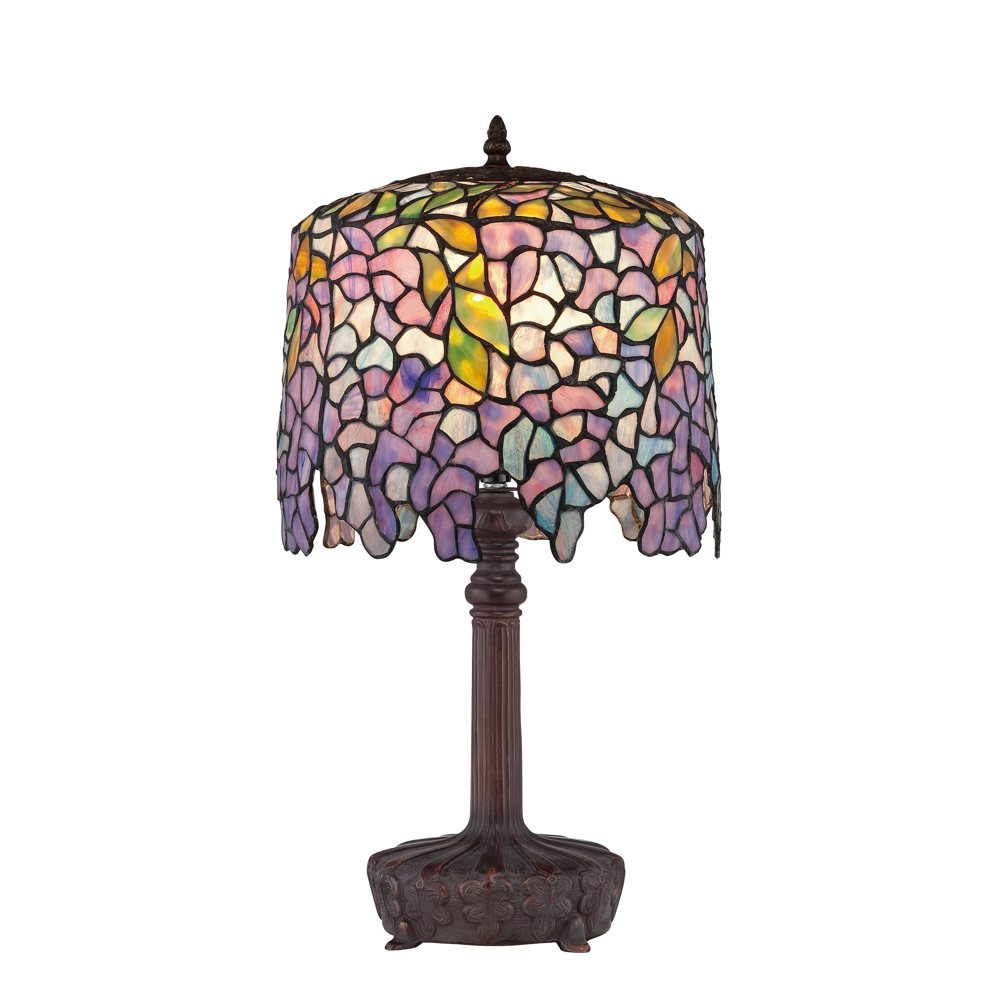 Quoizel TF1139T One Light Table Lamp - Desk Lamps - Amazon.com