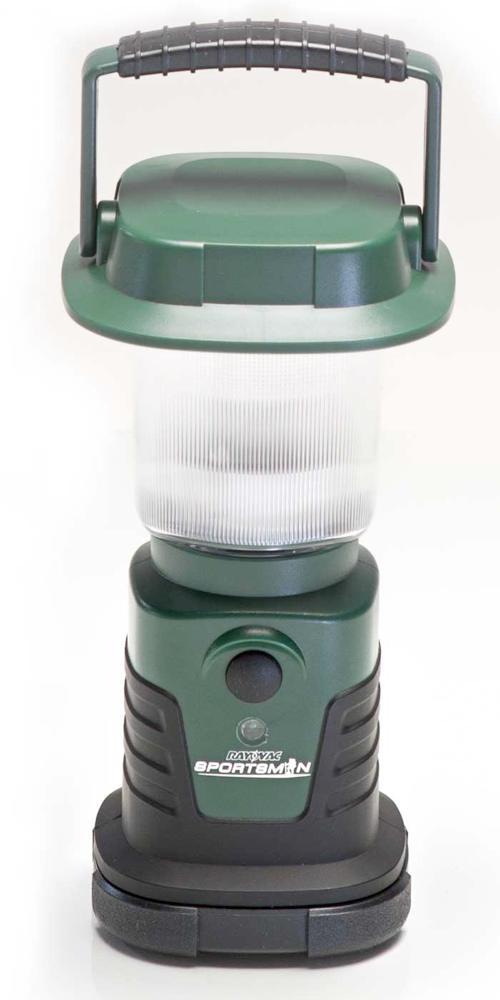 Rayovac Sportsman 150 Lumen 3aa Led Mini Lantern With