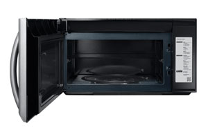 Samsung 2.1 Cu. Ft. Over-the-Range Microwave Product Shot