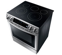 Samsung Slide-in Electric Range Product Shot