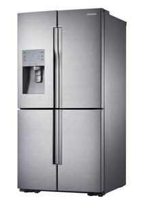 Samsung 4-Door Refrigerator with Convertible Zone Product Shot