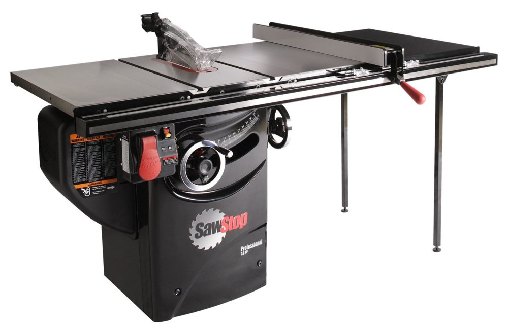 Sawstop Pcs31230 Tgp236 3 Hp Professional Cabinet Saw