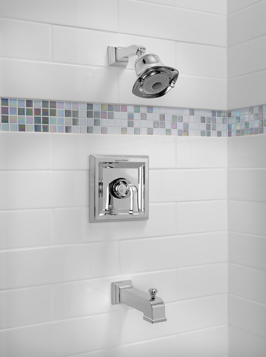 american standard t555 528 002 town square bath and shower american standard townsend bath and shower trim kit wayfair